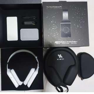 Vinci Headphones - First Smart Headphones with Artificial Intelligence