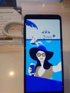 Samsung A8+ Kredit proses 3 menit