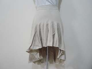 Beige mermaid skirt from Korea