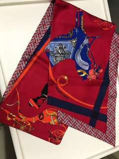 hermes maxi twilly scarf