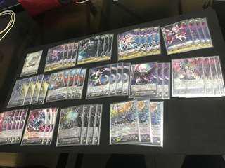 [GSS SALE!!!] wts vanguard messiah link joker deck!