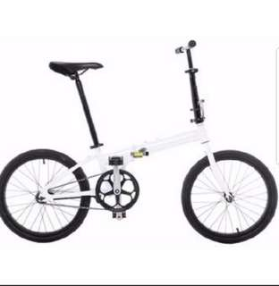 """Foldable Bicycle 20"""""""