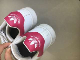 🚚 Adidas Stan Smith 桃紅