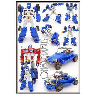 X-Transbots Xtransbots XTB MM-VIII MM-8 MM8 Arkose - Transformers Masterpiece MP Beachcomber Reissue