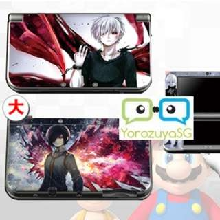 Tokyo Ghoul Decal Skin for New Nintendo 3DS XL