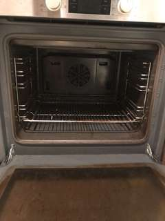 Bosch Oven Used