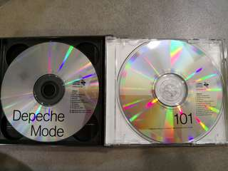 Depeche Mode - 101 CD