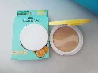 Anti acne pressed powder..