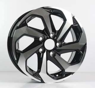"Brand new 114*5 15"" Alloy Rim"