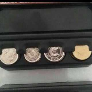 Brand New - Last 10 sets of Coin box holder for drivers