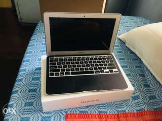 MacBook Air 11 inches early 2015