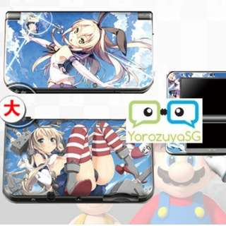 Kentai Collection Decal Skin for New Nintendo 3DS XL