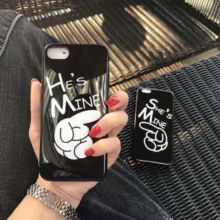 🌼C-1058 Couple Case for iPhone IMD🌼