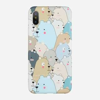 We Bare Bears Iphone 6 6S 6+ 6S+ 7 7+ 8 8+ X Case