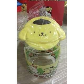 7-11 Sanrio-line jar (pompompurin)