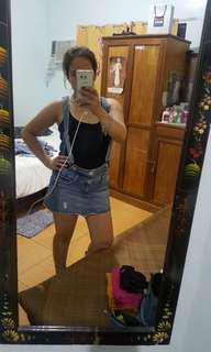 Skirt jumper