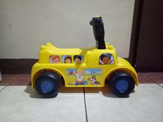Fisher Price. Toddler's Car.