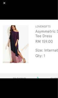 MOVING OUT SALE Lovengifts maxi dress #midyearsale