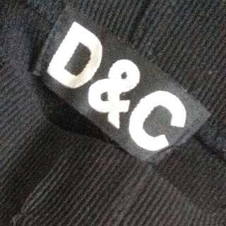 D&C SKIRT