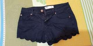 Cotton On black Denim Shorts