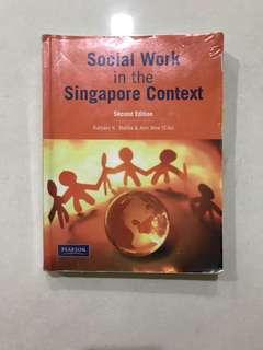 SW1101E Social Work in the Singapore Context