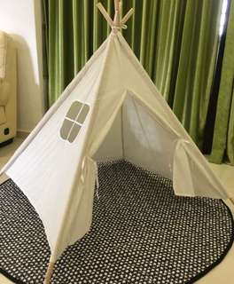 NEW Teepee Kids Play Tent