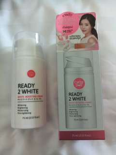 Ready 2 white booster