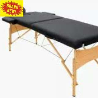 Massage Table Portable Relaxing Muscle Therapy Equipment Treatment