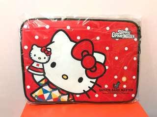 全新 Hello Kitty Game Master 10吋 Ipad 電腦袋