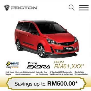 Proton Exora