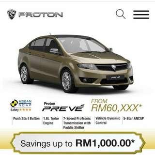 Proton PREVE