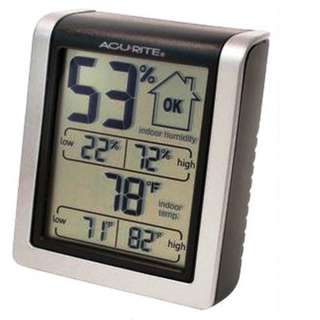 Acurite 00613A1 Indoor Temperature and Humidity Monitor