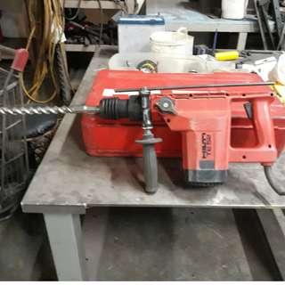 Hilti TE 52 Hammer Drill