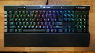 corsair k95 platinum speed