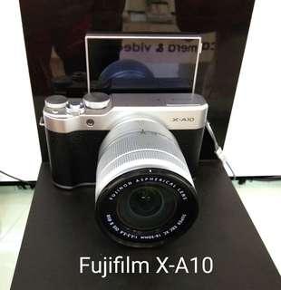 DP 0% Fujifilm X-A10 Kredit Tanpa Kartu Kredit