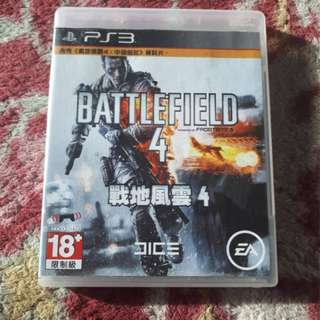 Battlefield 4 PS3 CD