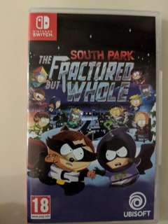 Nintendo Switch - South Park The Fractured But Whole
