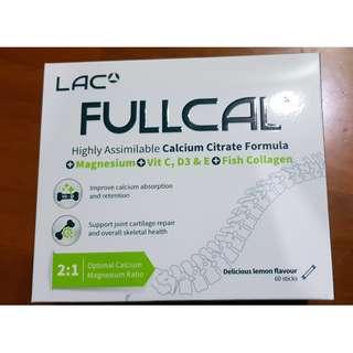 GNC LAC FULLCALL