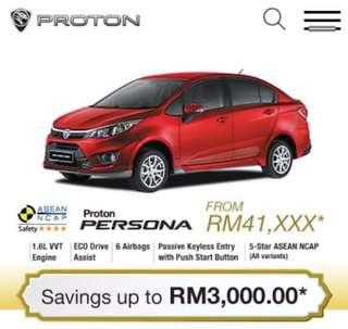 Proton Persona