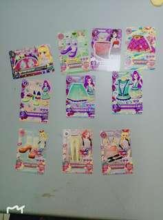 偶像學院 包含 卡片 卡片夾