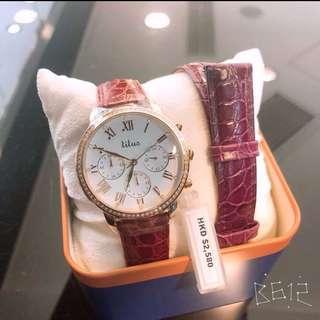 熱賣🔥原廠正貨❗️titus女裝。加送精美錶帶一條