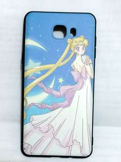 Samsung C9 Pro Sailor Moon 手機軟殼