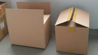Boxes for moving - carton - new - old - house moving - shifting boxes