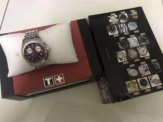 Exclusive Tissot watch