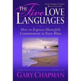 ebook: The Five Love Languages: How to Express Heartfelt Commitment to Your Mate
