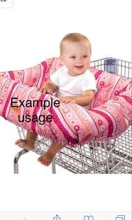 Shopping Cart Cover protector Baby