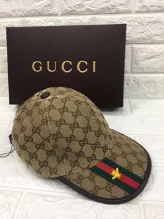 Gucci Cap Authentic Grade Quality
