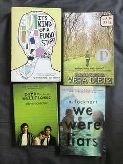 YA/Teen Books!!