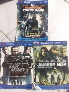 Dvd digitally copy
