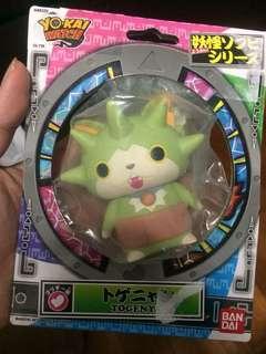 Yokai watch toy togenyan